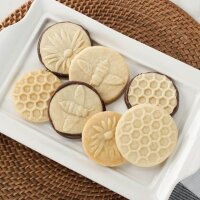 Nordic Ware - Honey Bees Cookie Stamps