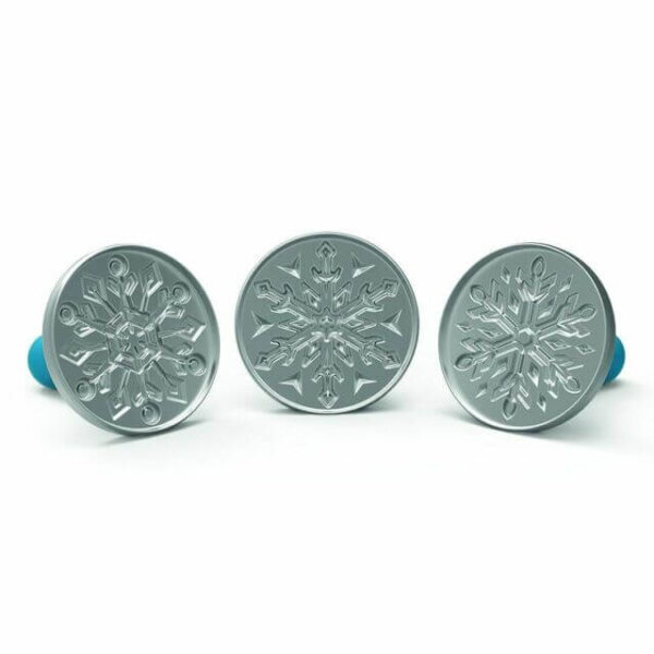 Nordic Ware - Disney Frozen 2- Falling Snowflake Cookie Stamps