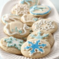 Nordic Ware - Holiday Cast Cookie Stamps