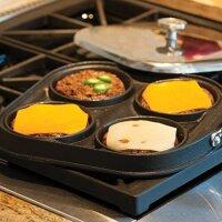 Nordic Ware - Black Eggs Plus Pan