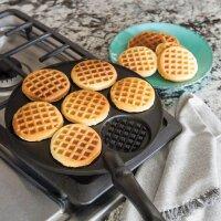 Nordic Ware - Silver Dollar Waffle Pan