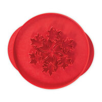Nordic Ware - Leaves & Apples Reversible Pie Top Cutter