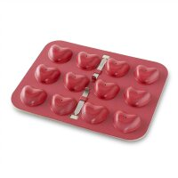 Nordic Ware - Heart Cake Pops Baking Pan