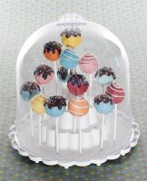 Nordic Ware - Cake Pops Keeper domed lid