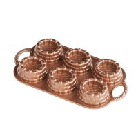 Nordic Ware - Backform Shortcake Baskets