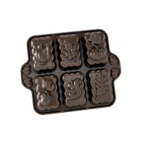 Nordic Ware - Harvest Mini Loaf Pan