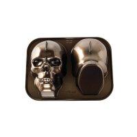 Nordic Ware - Haunted Skull Cake Pan