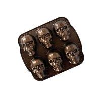 Nordic Ware - Backform Haunted Skull Cakelet