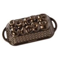 Nordic Ware - Backform Apple Basket Loaf
